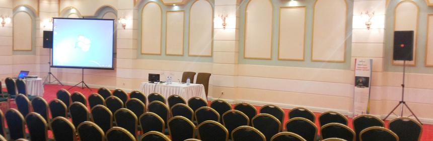 Аренда звука на конференцию в Санкт-Петербурге