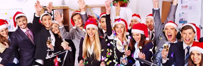 Новогодний корпоратив - Праздник в кризис