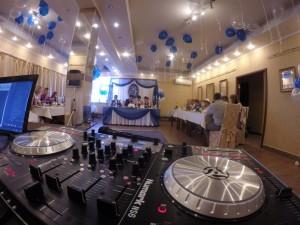 Свадебный банкет в ресторане